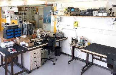 Notre atelier, Route des Falaises 14, Neuchâtel